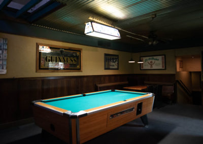 Old Pequliar Pub Pool Table
